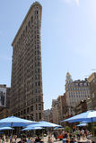 Flatiron Royalty Free Stock Photo
