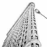 Flatiron Budynek zdjęcia stock