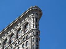Flatiron budynku wierzchołek Obrazy Royalty Free