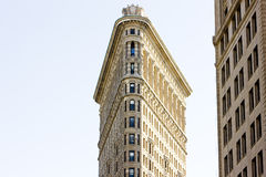 Flatiron building Royalty Free Stock Photo