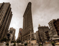 Flatiron Building Stock Images