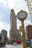 Flatiron Building. Stock Photo