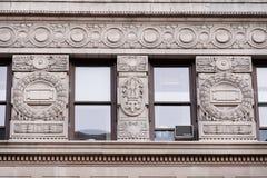 Flatiron Building Detail Royalty Free Stock Photo
