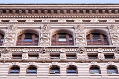 Flatiron Building Detail Royalty Free Stock Photos