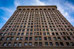 The Flatiron Building in Manhattan, New York. Stock Photos