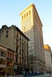 Flatiron Building, Manhattan, New York City Stock Photo