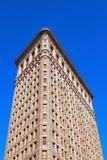 Flatiron Building in Manhattan, New York City Royalty Free Stock Image