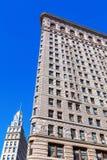 Flatiron Building in Manhattan, New York City Stock Images