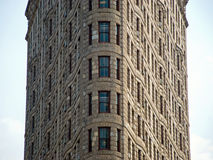 Flatiron Building in New York City Royalty Free Stock Photos