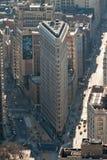 Flatiron Building in New York City Stock Image