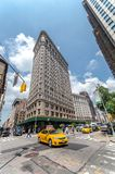 Flatiron Building Stock Photography