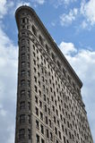 Flatiron Building in New York City Royalty Free Stock Photography