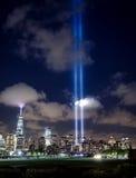 Flatiron Building in New York Stock Photo