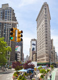 Flatiron building Royalty Free Stock Photography