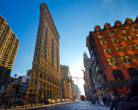 Flatiron Building NUC Stock Photo