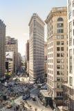Flatiron Building NYC Royalty Free Stock Image