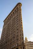 Flatiron Building. The Flatiron Building, originally the Fuller Building, is located at 175 Fifth Avenue in the borough of Manhattan, New York City, and is Royalty Free Stock Images
