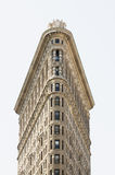 Flatiron Building shot straight on Royalty Free Stock Photography