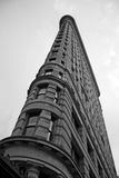 Flatiron BW Stock Photography