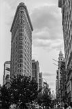 Flatiron District Stock Image