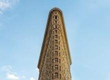 Flatiron Gebäude Lizenzfreies Stockfoto