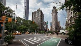 Flatiron Gebäude Manhattan New York City stockbilder