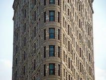 Flatiron Gebäude in New York City Lizenzfreie Stockfotos