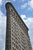 Flatiron Gebäude in New York City Lizenzfreie Stockfotografie