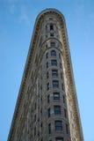 Flatiron Gebäude, NYC Lizenzfreie Stockfotografie