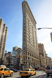 The Flatiron in New York Stock Images