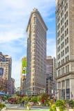 Flatiron in New York Stock Image