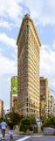 Flatiron in New York Royalty Free Stock Photo