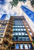 Flatiron okręg Buildings-3 obrazy stock