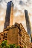Flatiron okręg Buildings-2 zdjęcie royalty free