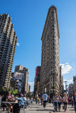 Flatiron Plaza Royalty Free Stock Image