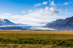Flatland, South Iceland Stock Images