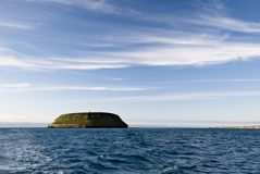 Flatley Island near Husavik. Iceland Royalty Free Stock Photos