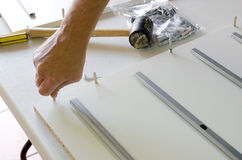 Flatpack Royalty Free Stock Photography