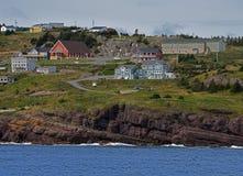 Flatrock, wodołaz, Kanada obrazy royalty free