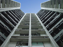 Flats in Hong Kong Stock Photography