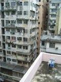 Flats in Mongkok, Hong Kong Stock Images