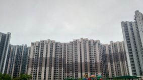 Flats in Noida royalty-vrije stock foto