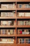 Flats in Shinjiuku Tokyo Stock Image