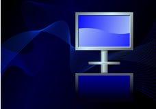 Flatscreen Stock Foto's