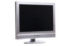 Flatscreen recht Royalty-vrije Stock Fotografie