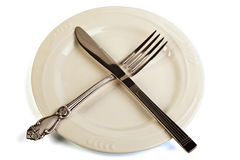 Flatware Royalty Free Stock Photos