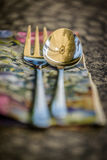 Flatware Royalty Free Stock Images