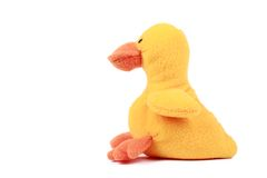 Flaumige Ente des Spielzeugs Lizenzfreie Stockfotografie