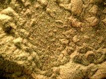 Flaumiger Sand produziert durch vibrierende Oberfläche Abstrakter Hintergrund der Aussehung wie Sanddünen von einem anderen Plane stockbilder
