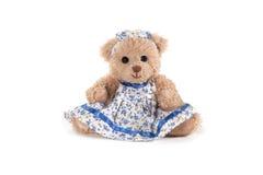 Flaumiger Teddybär Stockfotos